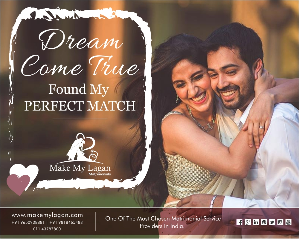best marriage bureau in delhi ncr – Welcome to Make My Lagan